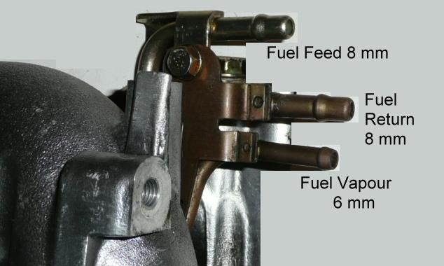 Fuel Connections