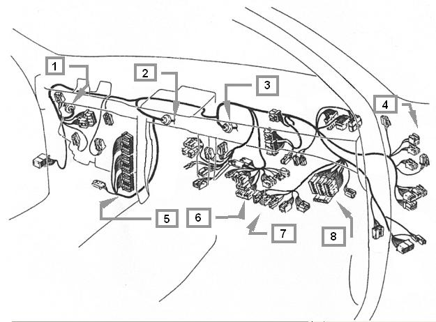 95 subaru legacy fuse box diagram 95 subaru legacy water pump wiring diagram